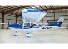 Cessna - 182 Skylane  - T  /  N124BS