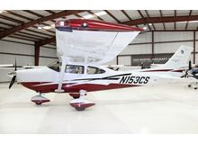Cessna - 182 Skylane  - T  /  N153CS