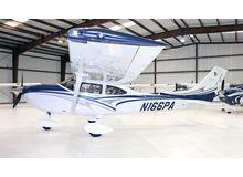 Cessna - 182 Skylane  - T  /  N166PA