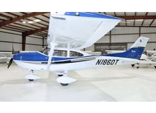 Cessna - 182 Skylane  - T  /  N186DT