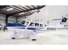 Cessna - 206 Stationair - H  /  N2462G