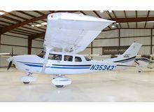 Cessna - 206 Stationair - T  /  N35343