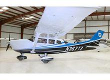 Cessna - 206 Stationair - T  /  N367TZ