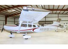 Cessna - 206 Stationair - T  /  N5197G
