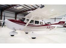 Cessna - 206 Stationair - T  /  N917CF