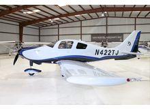 Cessna - 400 Corvalis TT - SL  /  N422TJ