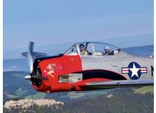 North American Aviation - T-28 Trojan (Fennec) -