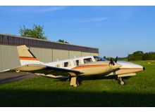 Piper - PA-34 Seneca   - Piper PA-34-220T Seneca III