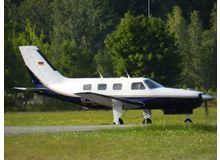 Piper - PA46 Malibu 1/2 Halteranteil - PA46-310P