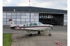 Beechcraft - Bonanza A36 -