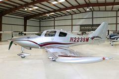 Cessna - 206 Stationair - SLX  /  N223SM