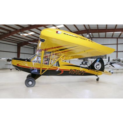 Aviat Husky  - Aviat Husky A-1C-180 - N74WY