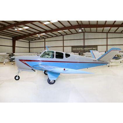 Beechcraft - Bonanza Model 35 - F  /  N3343C