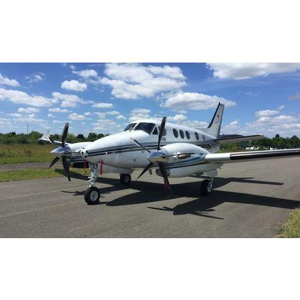 Beechcraft - King Air C90B -
