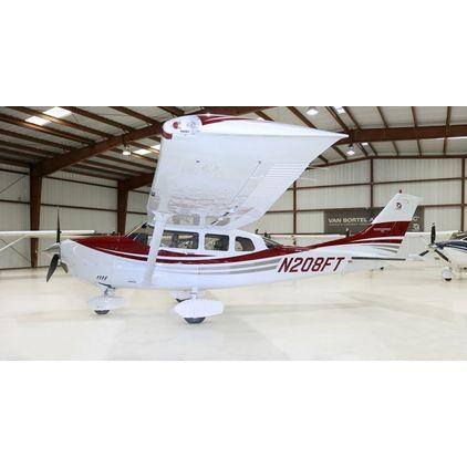 Cessna - 206 Stationair - T  /  N208FT