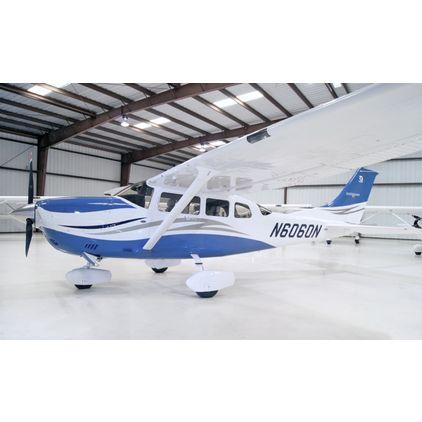 Cessna - 206 Stationair - T  /  N6060N