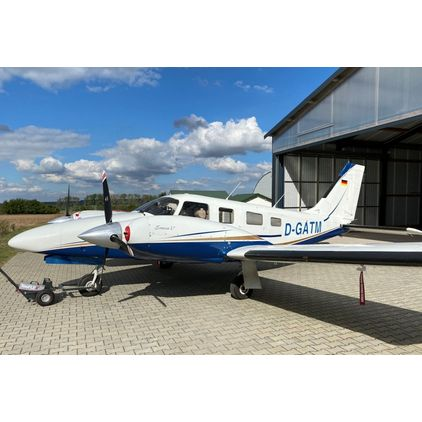 Piper - PA-34 Seneca   - PA-34-220T Seneca V