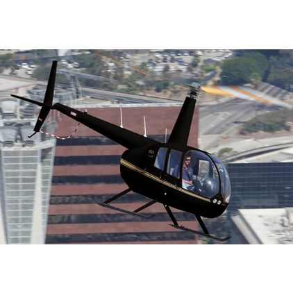 Robinson - R44 Raven II -