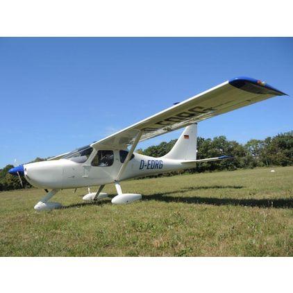 Stoddard Hamilton GLASAIR - Glastar GS-1 - Fast, spacious touring plane